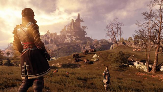 Les Costarmoricains apprécieront: certains paysages du jeu sont inspirés de la côte nord de la Bretagne.