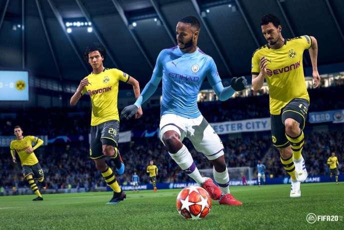 Jeux Vidéo Fifa 20 Jugé Moins Bon Qu Efootball Pes