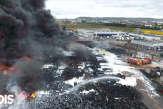 Incendie de Rouen: «L'usine n'a jamais cessé d'être urbaine»