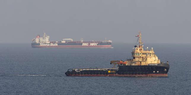 Explosions à bord d'un pétrolier iranien au large de l'Arabie saoudite