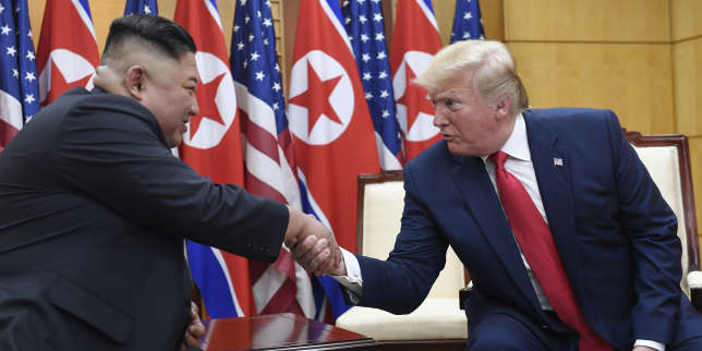 Washington et Pyongyang reprennent leurs discussions