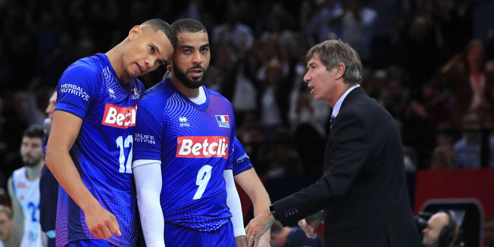 Les Bleus ne disputeront pas la finale de« leur» Euro.
