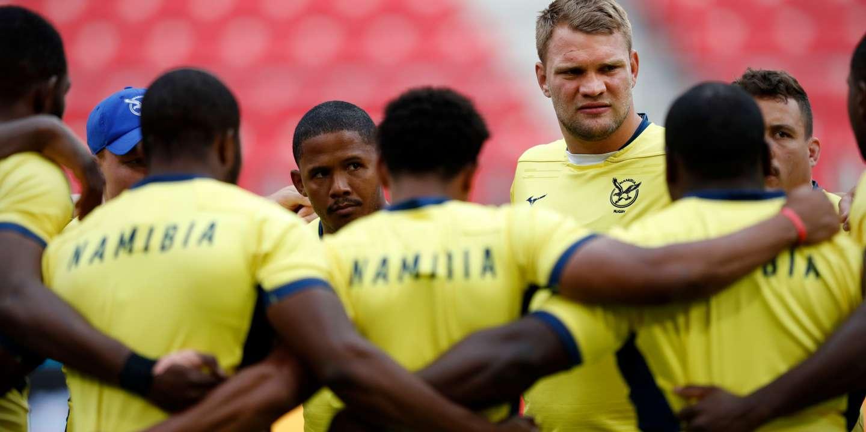 Coupe du monde 2019 de rugby : Afrique du Sud-Namibie, si près, si loin