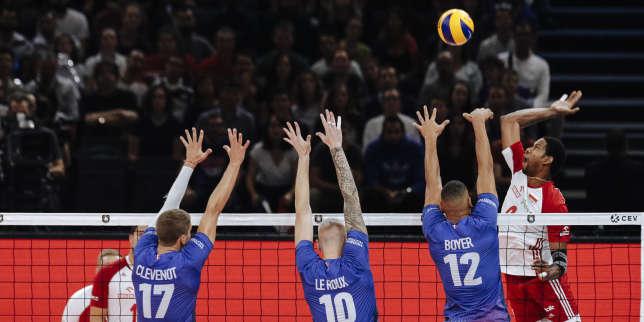 «Et à la fin, on ne gagne rien» : triste épilogue pour l'Euro de volley des Bleus