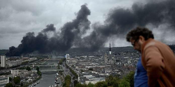 Incendie de Rouen : « L'autre risque de pollution potentiellement bien plus dangereux concerne les émissions quotidiennes de ces industries »