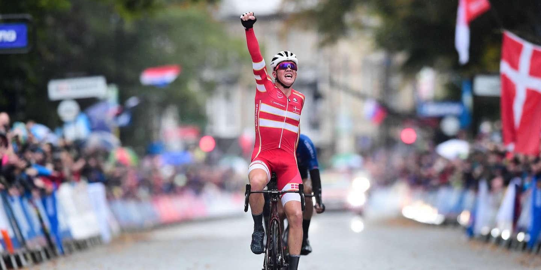 Cyclisme : Mads Pedersen, sauvé des eaux du Yorkshire