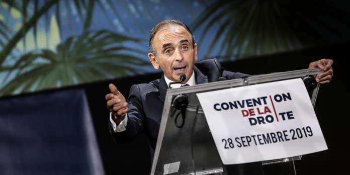 Les élus du personnel du groupe Canal+ exigent le départ d'Eric Zemmour de CNews