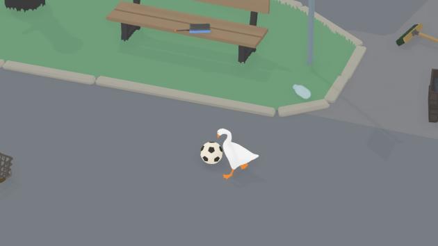 Revoyons au ralenti l'action où« Untitled Goose Game» a failli passer en demi-finales du meilleur jeu vidéo de sport.