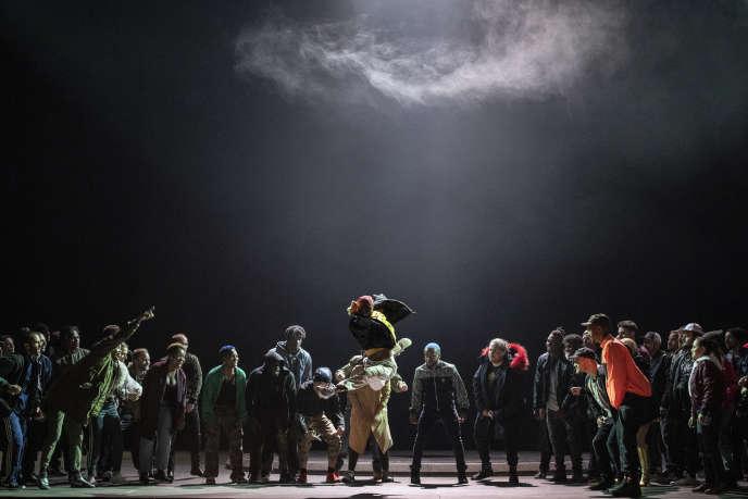 « Les Indes galantes », de Rameau, dans une mise en scène de Clément Cogitore, à l'Opéra Bastille.