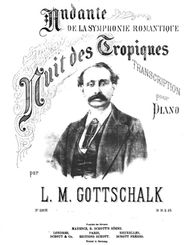 Arrangement pour piano du premier mouvement de la Symphonie No. 1,