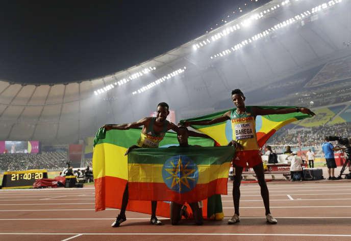 L'Ethiopie a été mise à l'honneur lundi à Doha.