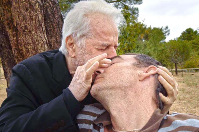 Alejandro Jodorowsky dans son documentaire«Psychomagie, un art pour guérir».