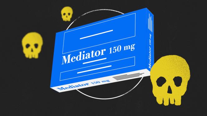 Le Mediator a été commercialisé en France par les laboratoires Servier entre1976 et2009.
