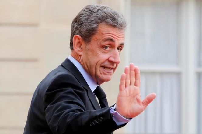 L'ex-chef de l'Etat faisait référence au roman policier les «Dix petits nègres», qui vient d'être réédité et rebaptisé en français «Ils étaient dix».
