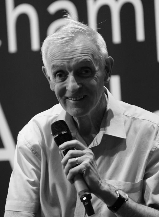 Le climatologue Jean Jouzel, à Reims, en juin 2019.