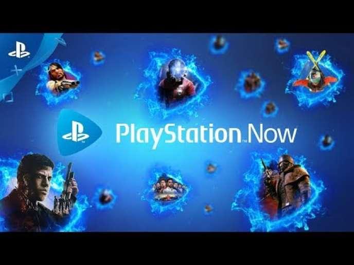 Le PlayStation Now permet d'accéder à plusieurs centaines de jeux en abonnement.