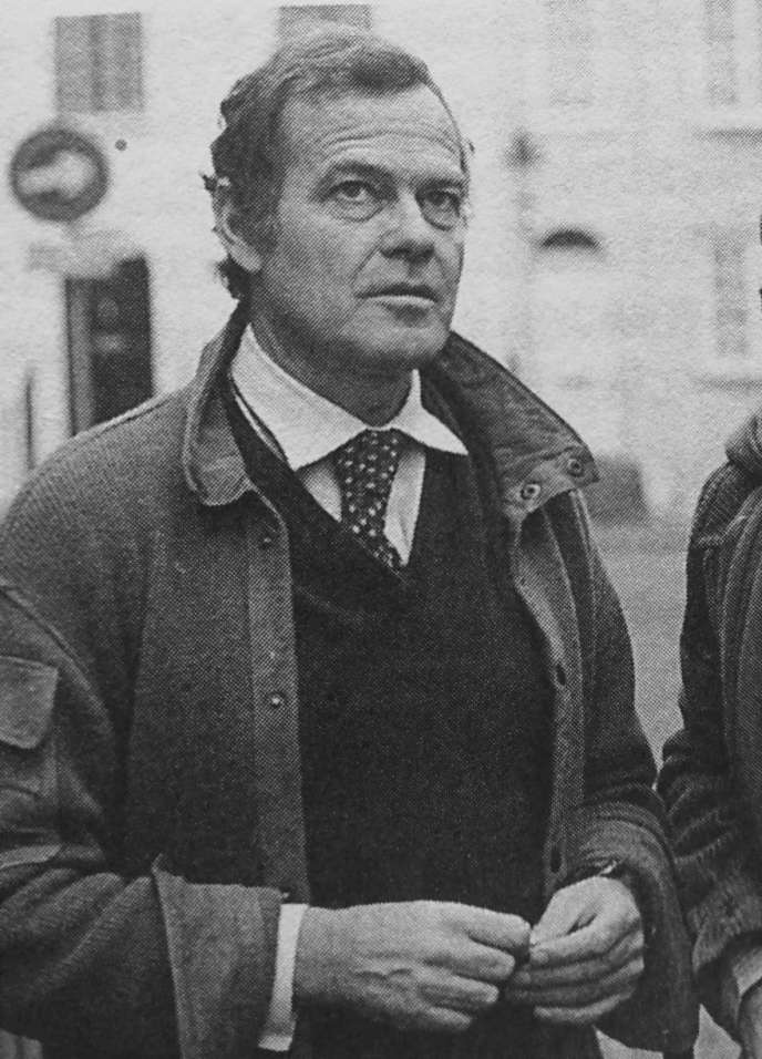 Peter Adam, dans les années 1970.
