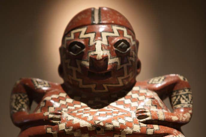 Statuette féminine, Mexique, 600 avant J.-C.-200 après J.-C.