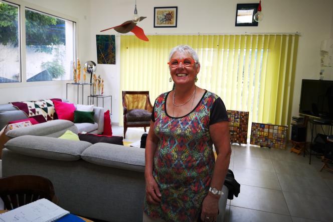 Monique Eginard a fait effectuer, par l'intermédiaire de Dorémi, une rénovation thermique complète et performante de sa maison à Valence.