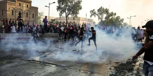 Irak: des manifestations contre la corruption réprimées, au moins deux morts