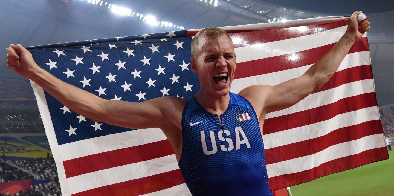 Mondiaux d'athlétisme : Sam Kendricks conserve son titre au saut à la perche