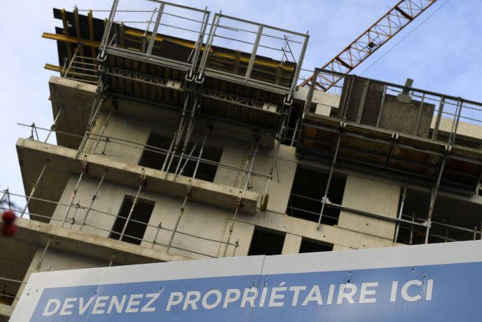 A Rennes, la hausse des prix de l'immobilier a atteint12,8 % en 2019.