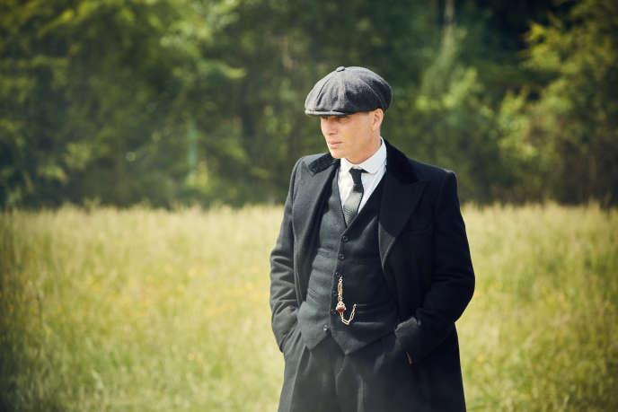 Thomas Shelby, interprété par Cillian Murphy.