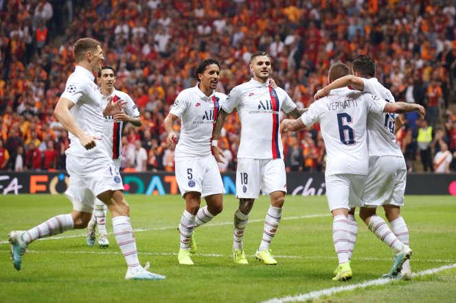 Vainqueurs à Galatasaray, les Parisiens veulent remporter leur troisième match en autant de rencontre en Ligue des champions cette année.