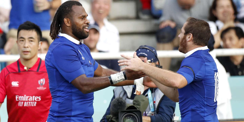 Coupe du monde de rugby 2019 : malgré son indiscipline, le XV de France s'impose (33-9) face aux Etats-Unis