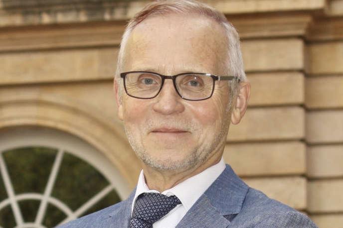 Le Germano-SuisseThomas Römer occupait la chaire milieux bibliques au Collège de France avant son élection commeadministrateur de l'institution, en septembre.