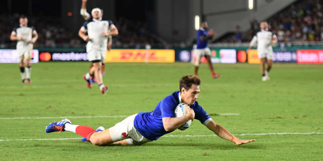 Coupe du monde de rugby 2019 : la composition du XV de France contre les Tonga