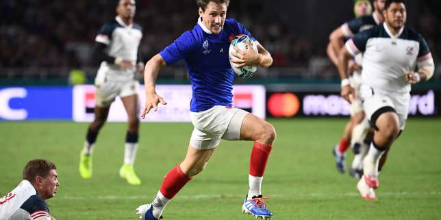 Coupe du monde de rugby 2019: la course de fond du XV de France