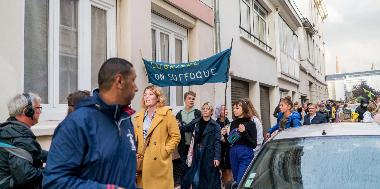 Manifestation des habitants de Rouen ce mardi 1 octobre 2019 (départ à 18h devant le Palais de Justice).