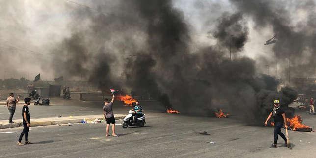 En Irak, huit manifestants tués en deux jours dans des rassemblements pour réclamer des emplois