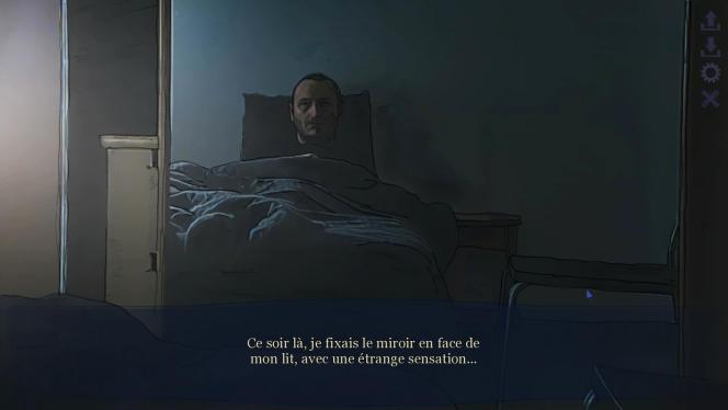 Sébastien Genvo se met lui-même en scène, dans une histoire inspirée d'un drame familial réel.
