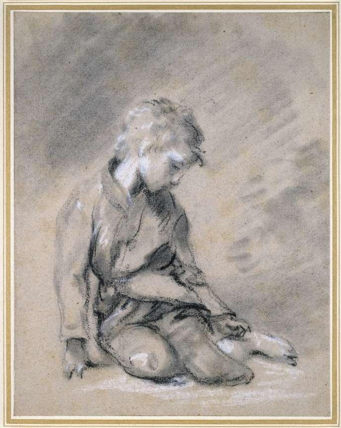 « Jeune mendiant», de Thomas Gainsborough (XVIIIe siècle).