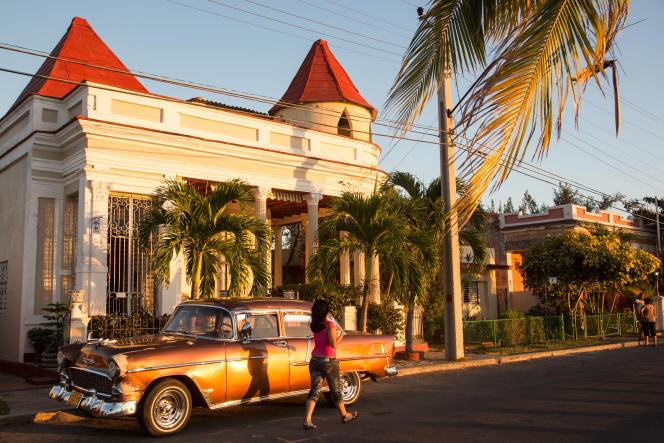 Au sud de Cienfuegos, Punta Gorda.