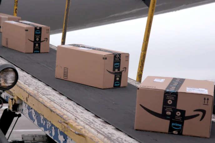 Amazon expédie 158 colis par seconde à travers le monde.