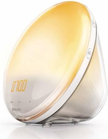 Le meilleur simulateur d'aube Le Philips Éveil Lumière HF3520