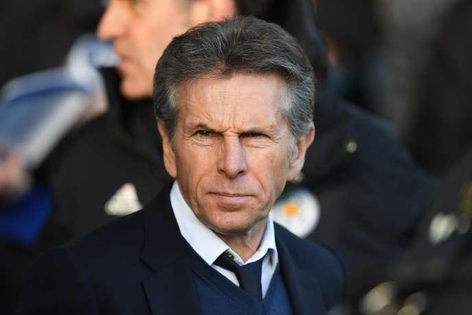 Avant de signer à Saint-Etienne, Claude Puel a été à la tête de Leicester durant un an et demi.