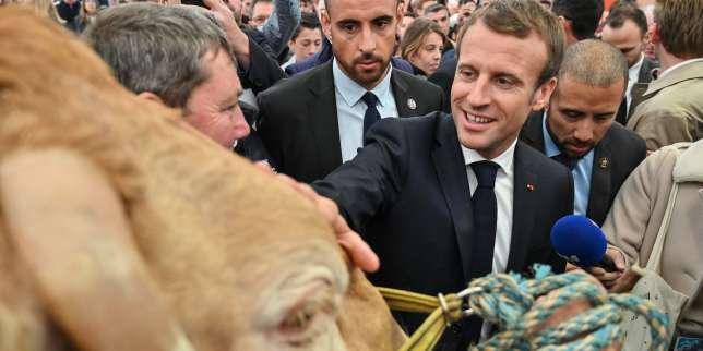 Emmanuel Macron se déploie de nouveau sur tous les fronts