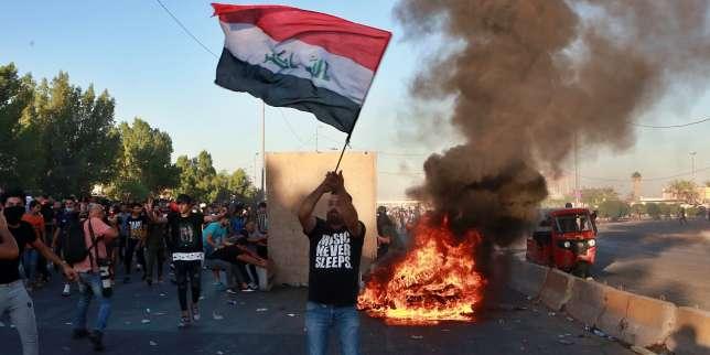 En Irak, les manifestations antigouvernementales sanglantes persistent