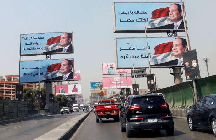 Au Caire, le 2 octobre.