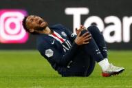Neymar contre Angers, le 5 octobre 2019.