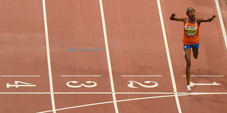 Mondiaux d'athlétisme : du 10.000 au 1.500 m, Sifan Hassan réussit le grand écart sur la piste