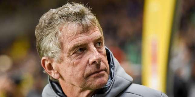 Ligue 1: Christian Gourcuff, l'architecte du renouveau du FCNantes