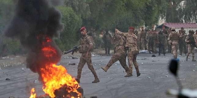Le gouvernement irakien ordonne une enquête sur la répression de la contestation