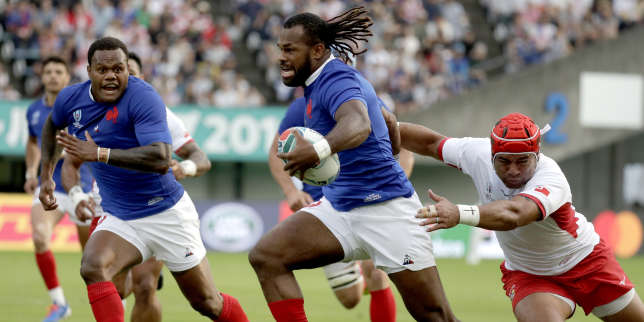 La gazette de la Coupe du monde de rugby 2019: trois minutes de bonheur pour la Namibie, le XV de France s'occupe des cadeaux