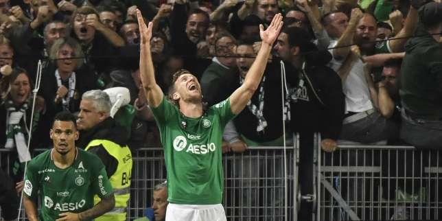 Ligue 1: Saint-Etienne se relance en remportant le derby contre Lyon (1-0)