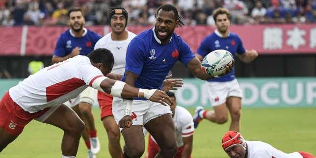 Coupe du monde 2019 de rugby : de retour, Alivereti Raka offre au XV de France la victoire face aux Tonga